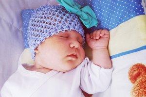 Nina Michaela Oprianová (3550 g, 50 cm) sa narodila 3. júna Sabíne a Ionutovi z Nového Mesta nad Váhom.
