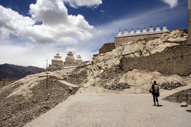 Budhistický kláštor Shey
