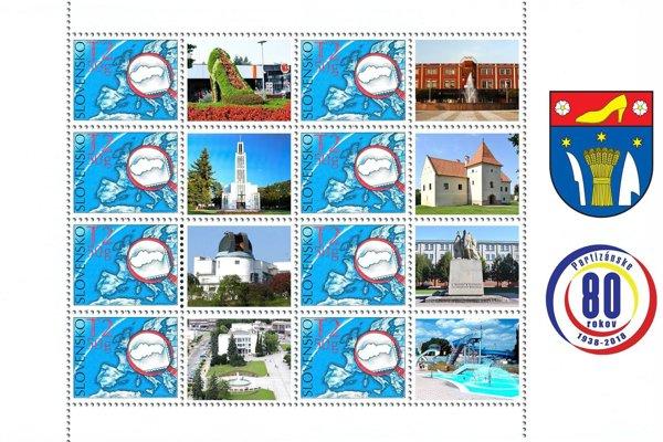 Takto budú vyzerať nové známky.