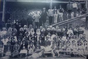 Liptáci tvorili v Budapešti uzavretú a súdržnú komunitu.