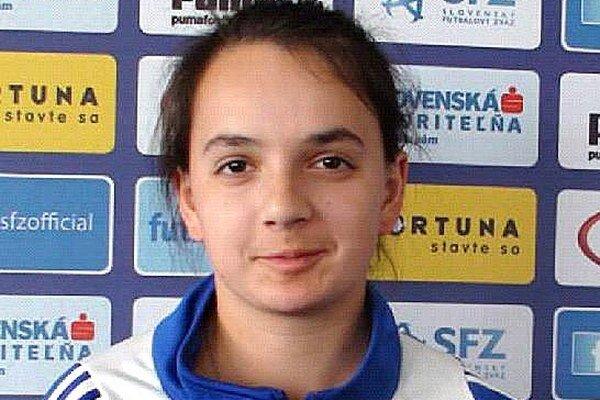 Bianka Brúniková absolvuje posledný reprezentačný zraz.