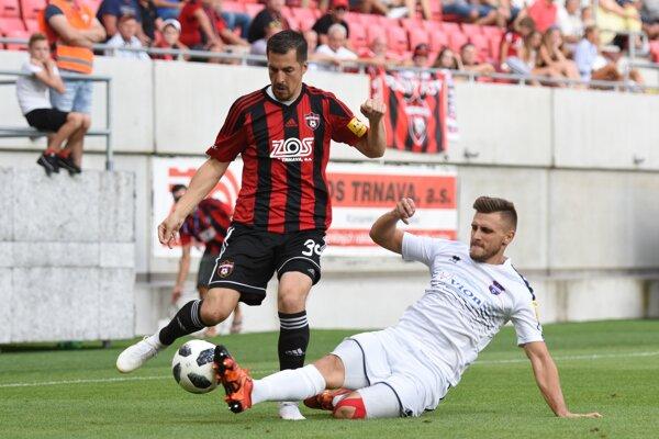 Futbalisti Trnavy majú pred odvetou 2. predkola Ligy majstrov proti Legii Varšava výbornú východiskovú pozíciu.