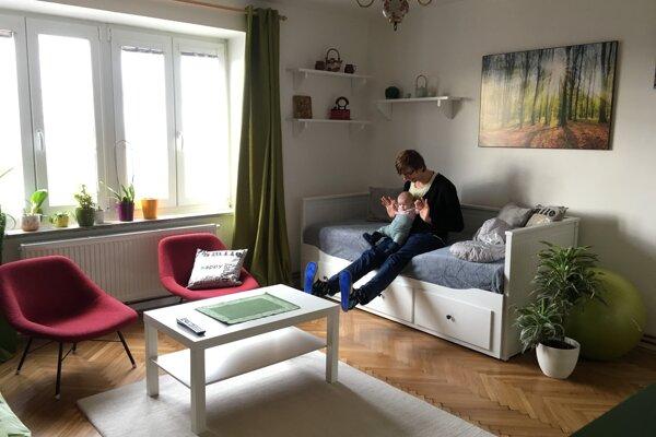 Cez Airbnb si Slováci prenajímajú byt zväčša na predlžený víkend.