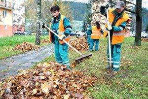Obce a mestá ponúkajú ľuďom na aktivačných prácach rôzne  činnosti. Patrí medzi ne aj starostlivosť o verejnú zeleň.