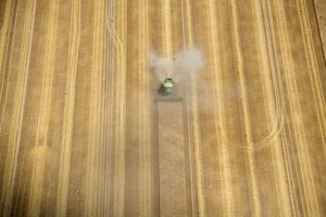 Nemeckí farmári očakávajú slabšiu úrodu.