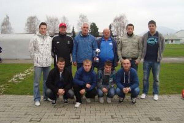 Víťaz turnja - MFK Muži.
