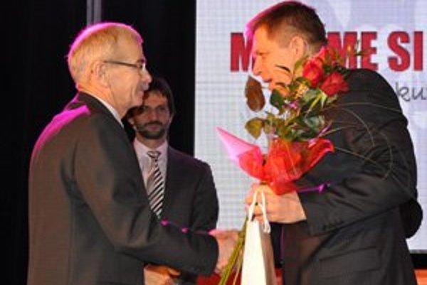 Pavlovi Stuchlému poďakoval aj premiér Robert Fico.