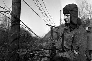 Ženijno-technické zátarasy v hraničnom pásme pri Devíne začali odstraňovať 11. decembra 1989. O likvidácii rozhodla  Federálna vláda ČSSR tam, kde si to