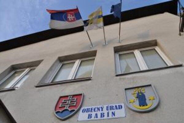 Babínčania budú voliť nového starostu 27. októbra.