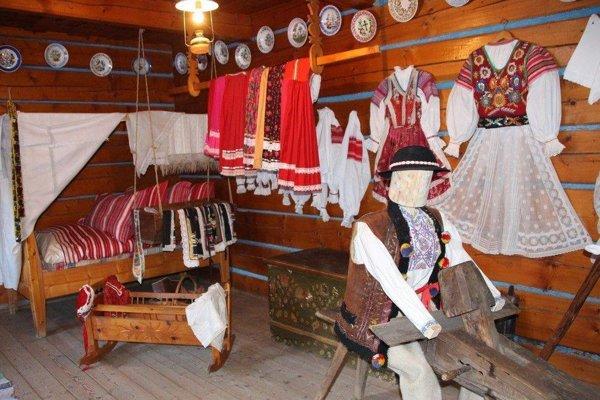 Múzeum Ždiarsky dom.