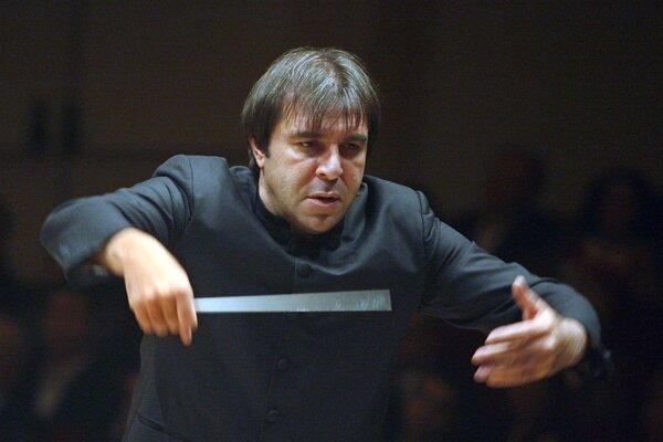 Dirigent Daniele Gatti.