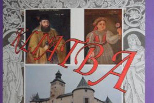 Kliatba - najnovšia kniha dolnokubínskeho historika a spisovateľa Petra Hubu.
