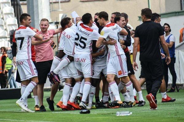 Trenčín si v ďalšom predkole Európskej ligy UEFA zmeria sily s Feyenoordom Rotterdam.