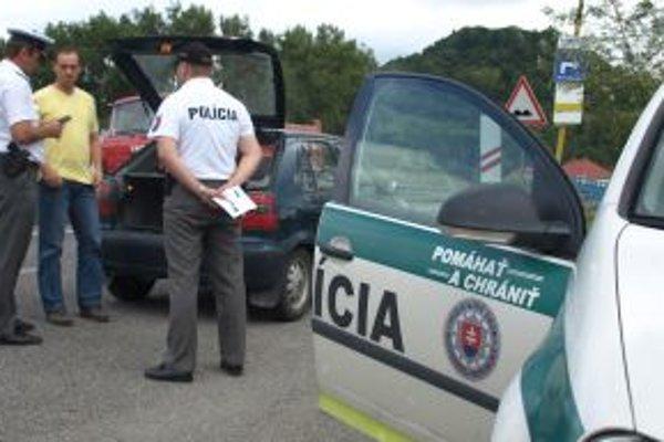Zatiaľ sa iba štátna polícia stará o poriadok v Nižnej. Od nového roka však možno bude mať pomocníka.