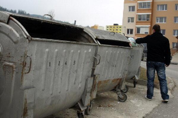 V Trstenej ubudlo separovaného, ale aj komunálneho odpadu.