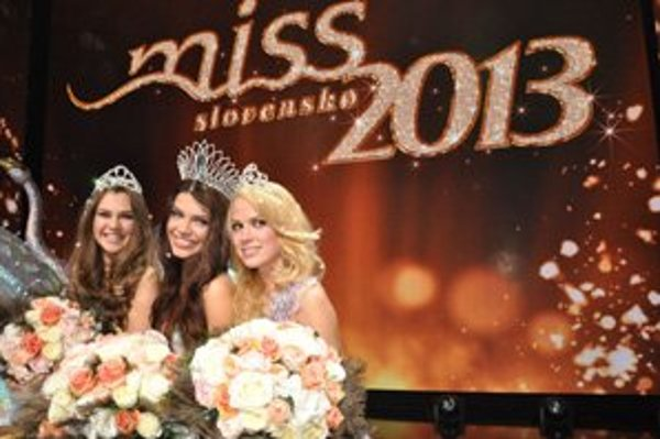 Víťazky Miss Slovensko 2013