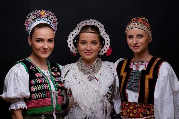 Rusínske trio.