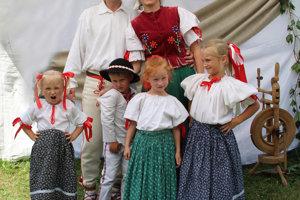 Rodina Jančová zo Zuberca