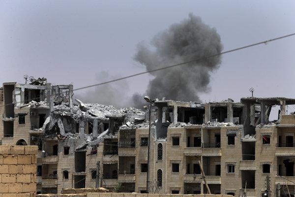 Islamský štát prišiel o všetky okupované územia v Sýrii