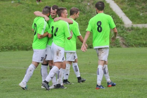 Oravské Veselé zažíva perfektný štart do novej sezóny.