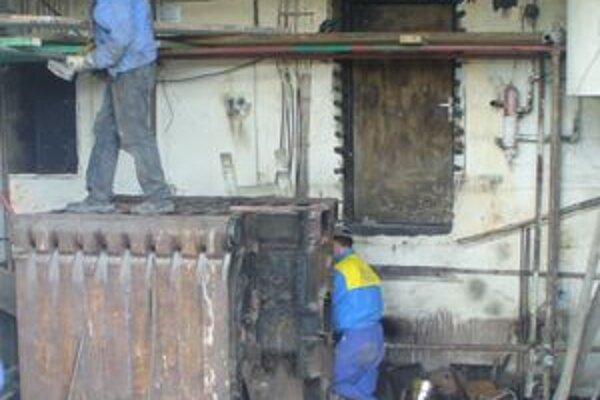 Stará kotolňa prešla kompletnou rekonštrukciou.