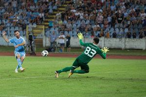 Futbalisti Slovana vyradili v 2. prekdole maltský Balzan.
