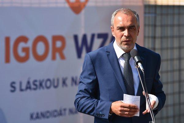 Igor Wzoš.