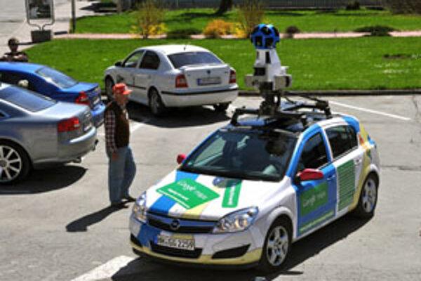 Panoramatické snímky ulíc zverejňuje Google od roku 2007.