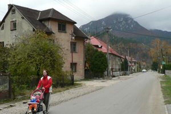Mladé rodiny nemajú kde stavať, preto z dediny odchádzajú. Tento rok sa tam narodili tri deti. Materskú školu navštevuje len päť škôlkarov, napriek tomu ju chce obec udržať.