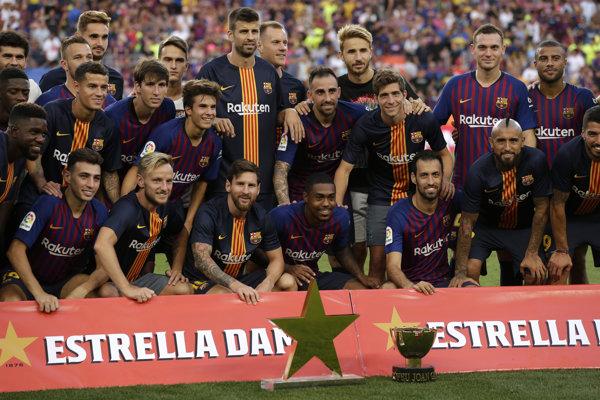 Barcelona získala Trofej Joana Gampera 2018.