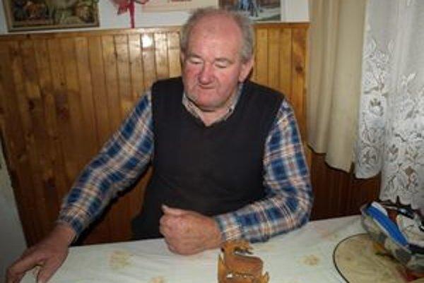 Na salaši zažil Martin Jendrášek množstvo príhod.