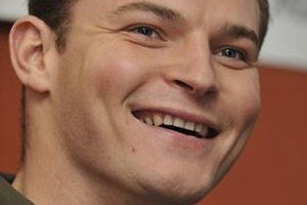 Štefan Svitko môže mať po dvoch etapách dôvod na úsmev.