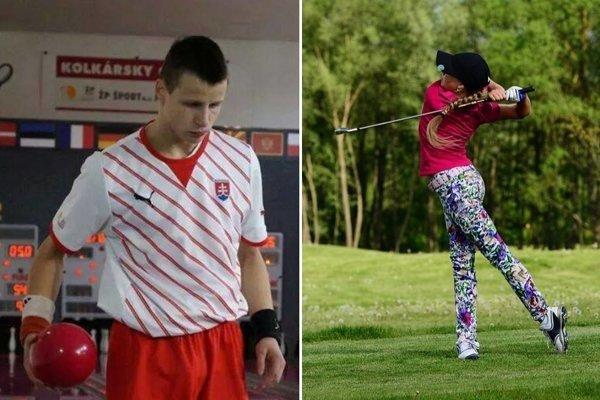 Marek Štefančík a Dominika Bobríková vynikajú vo svojich odvetviach.