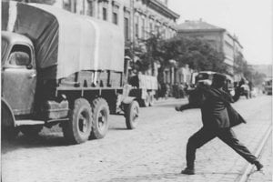 Obyvatelia Košíc hádzali na prichádzajúce vojsko kamene.