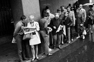 18.júla 1968 vyšli v Bratislave mimoriadne vydania denníkov Pravda a Smena, ktoré zverejnili plné znenie listu piatich komunistických a robotníckych strán a stanovisko Ústredného výboru Komunistickej strany Československa k tomuto listu.