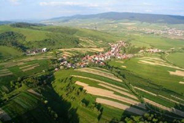 Vaňovka, miestna časť Hruštína, bude mať vlastný erb.