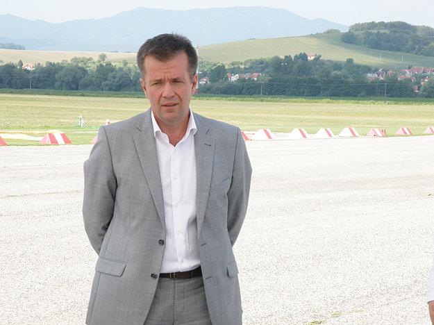 Obchodný riaditeľ Strabag Zoltán Farkaš.