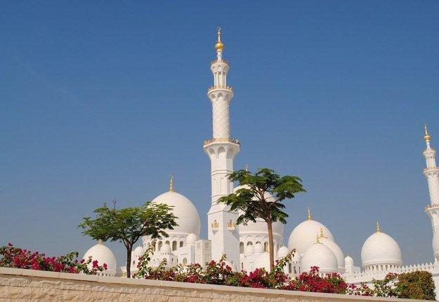 Sheikh Zayed Mešita, Abu Dhabi.