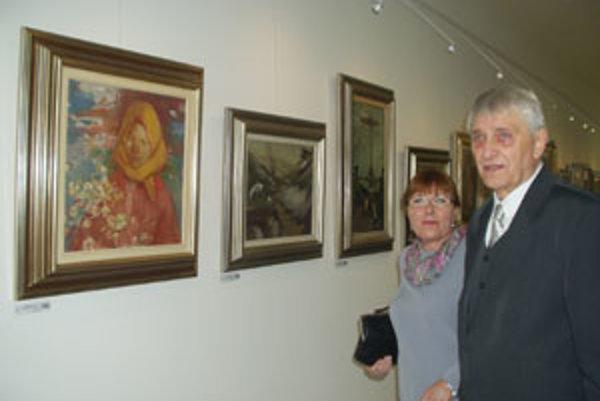 Juraj Schürger sa dožil splnenia svojho sna - dokázal vybudovať samostatnú súkromnú galériu v Tvrdošíne.
