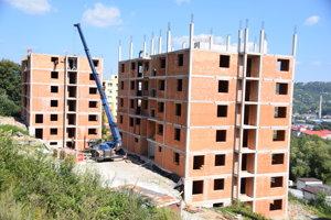 Celkovo by malo v Čadci pribudnúť 138 nových bytov, ktoré radnica odkúpi a ponúkne nájomníkom.