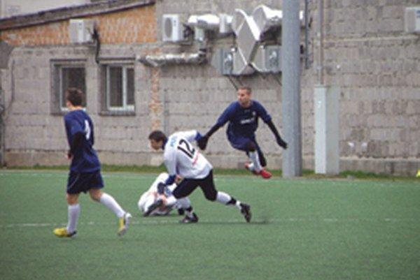 Topoľčany porazili v sobotnom zápase Martin najtesnejším rozdielom 1:0.
