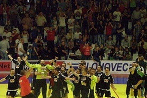 A je to doma - Topoľčany sú vo finále.