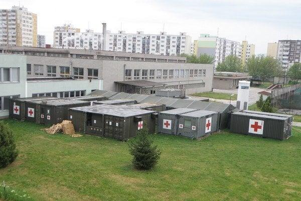 Mobilné operačné jednotky.