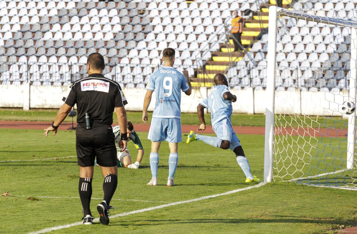 84baffa642 ŠK Slovan - AS Trenčín - Fortuna liga 2018 19 - ONLINE - Šport SME