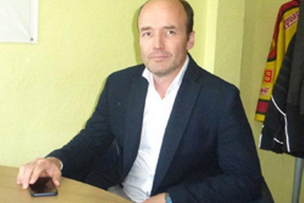 Pavol Lepey - prezident HC Topoľčany.