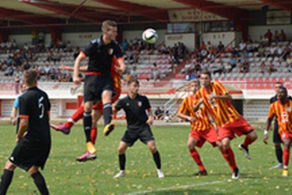 Topoľčany postúpili do 3. kola Slovenského pohára.