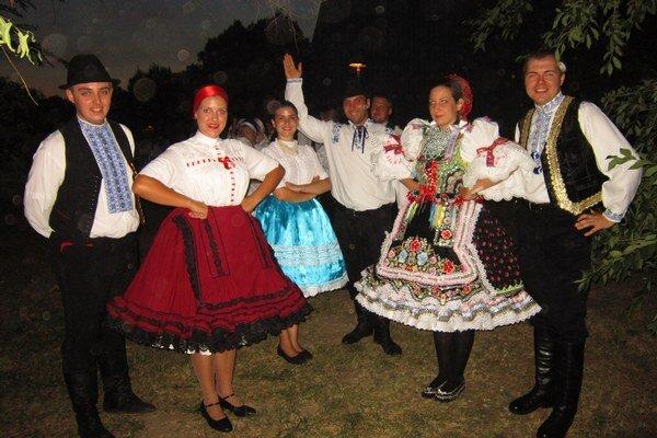 Slovenské národné slávnosti vSrbskej Vojvodine sú pre miestnych obyvateľov výnimočnou udalosťou.