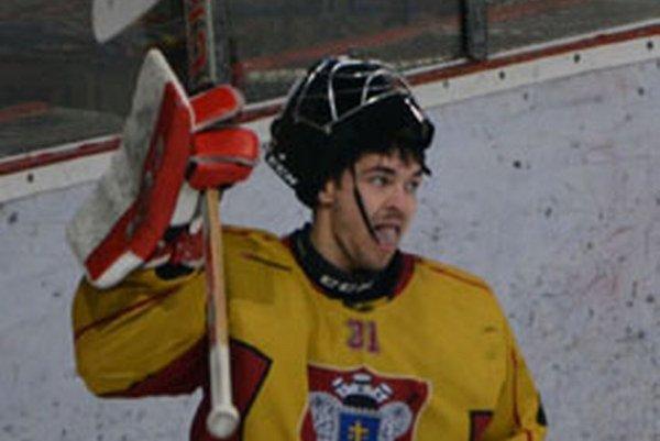 Brankár Topoľčian Juraj Halo dostal 1139 hlasov.