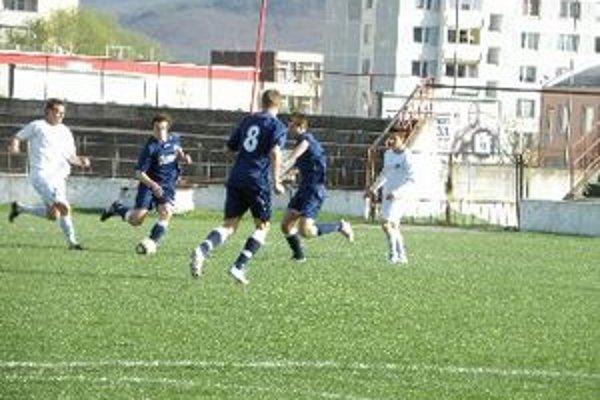 Futbalistom Topoľčian sa opäť nedarilo.