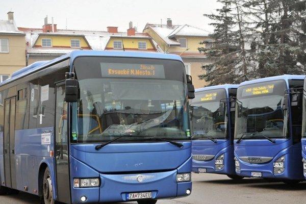 Autobusov bude počas školského roka premávať viac.